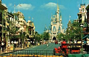 Florida Walt Disney World Main Street U S A
