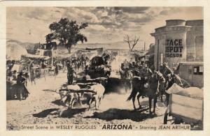 TUCSON , Arizona , 1940 ; World Premiere of Movie ARIZONA