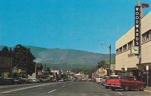 Main Street , PORT ALBERNI , B.C. , Canada , 40-60s