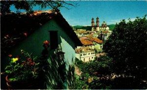 CPM AK Taxco Vista Panoramica MEXICO (649176)