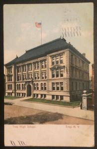 Troy High School, Troy, N.Y. 1906 The Northern News Company 5374