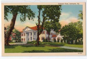 Calumet Farm, Lexington KY