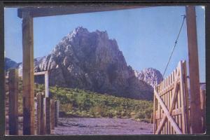 Desert Mountain Scenery,Las Vegas,NV BIN
