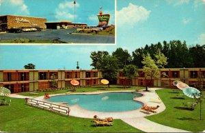 Holiday Inn North Des Moines Iowa 1964