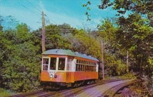 Johnstown Pennsylvania Trolley No 357 Branford Trolley Museum Connecticut