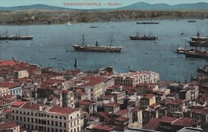 CONSTANTINOPLE, Turkey, 1900-1910's; Scutari