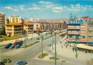 Turkey Postcard Ankara Ataturk boulevard