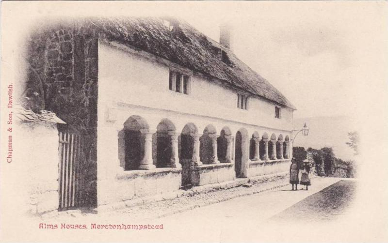 Moretonhampstead , England, 00-10s , Alms House