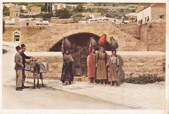 Nazareth, Palestine, Mary's Well, 00-10s