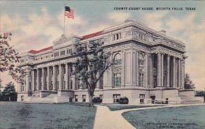 Texas Wichita Falls County Court House