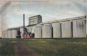 MINNEAPOLIS, Minnesota, 1910; Pioneer Steel Elevator Co.