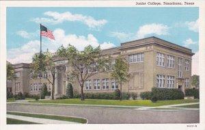 TEXARKANA, Texas; Junior College, 30-40s