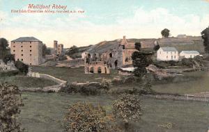 Ireland Mellifont Abbey  Mellifont Abbey