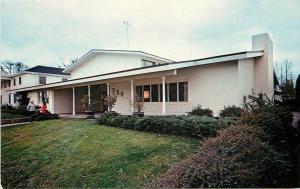 Salem Oregon~Willamette University~Pl Beta Phi Sorority House~1970s PC