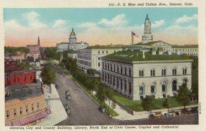 DENVER , Colorado, 1910s; Mint