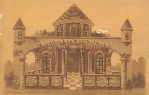 Philadelphia Pennsylvania~Sesqui-Centennial Exhibit Royal Baking Powder~1926 PC