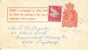 New Zealand Auckland Entier Postal Stationery