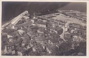 RP: Kotor , Montenegro , air view #1 , 1910-30s