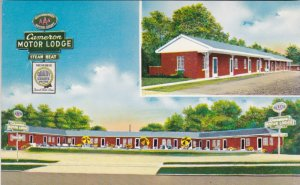 Georgia McRae Cameron Motor Lodge U S HIghway 341 sk2816