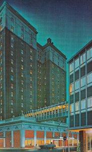 DURHAM, North Carolina,1950-1960s; Durham Hotel and Motel