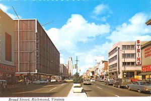 Broad Street - Richmond, Virginia