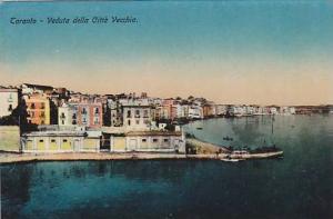 Veduta Della Citta Vecchia, Taranto (Puglia), Italy, 1900-1910s