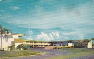 Florida Clearwater Shelby Plaza Motel 1958