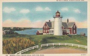 CAPE COD,Massachusetts, 1930-1940s ; Nobska Light