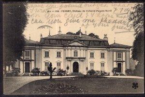 Chateau de Voltaire,Ferney,France BIN