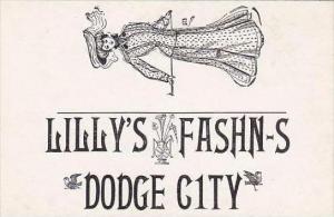 Kansas Dodge City Lillys Fashns