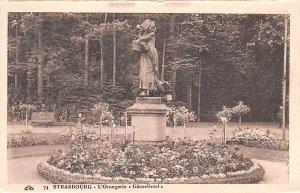 L'Orangerie Ganseliesel Strasbourg France Unused
