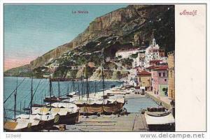 Italy Amalfi Panorama - La Marina - 00s - 10s