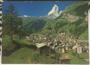 Switzerland Zermatt Matterhorn Mt Cervin - posted 1994