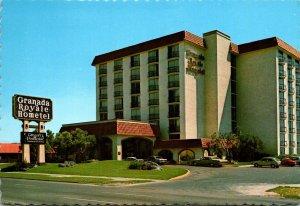 Texas El Paso Granada Royale Hometel