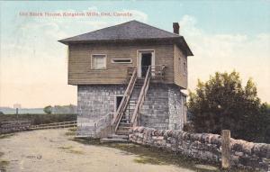 Old Blockhouse , KINGSTON Mills , Ontario , Canada , 00-10s