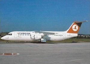 Turkish Airlines Avro RJ100 Tc THF