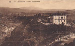 Algeria Constantine L'Hotel Transatlantique