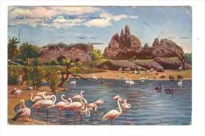 Carl Hagenbeck's Tierpark, Stellingen-Hamburg, Grosser Vogelteich, Germany, P...