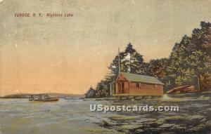 Lake View Highland Lake (Venoge, 1897 - 1911) NY 1910