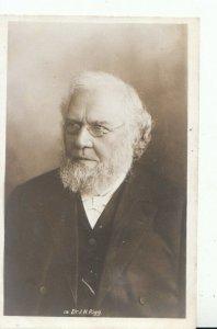 Religion Postcard - Methodism - Dr. James Harrison Rigg - Real Photo  Ref 16245A