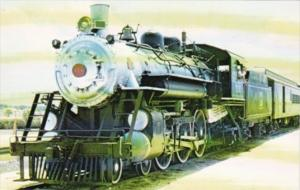 Gold Coast Railroad Locomotive #153