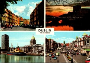 Ireland Dublin Multi View