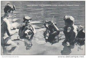 Vermont Roxbury Scuba Diving Teela-Wooket The Horseback Camps Artvue