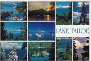 Nevada Reno Lake Tahoe Between California