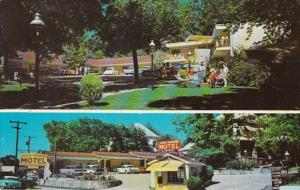 Arkansas Hot Springs Taylor Rosamond Motel