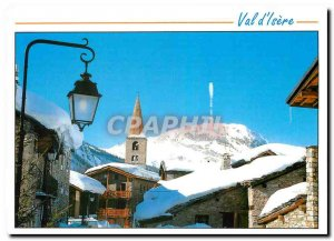Postcard Modern Val d'Isere Savoie Val d'Isere old