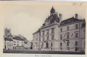 MEAUX , France, 00-10s ; Hotel de Ville