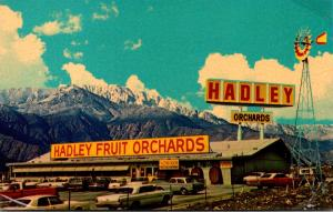 California Cabazon Hadley Fruit Orchards Shop