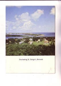 Overlooking St George's, Bermuda,