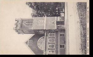 Pennsylvania Youngsville First Methodist Episcopal Church 1942 Albertype